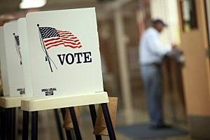 vote - scott olson - getty images