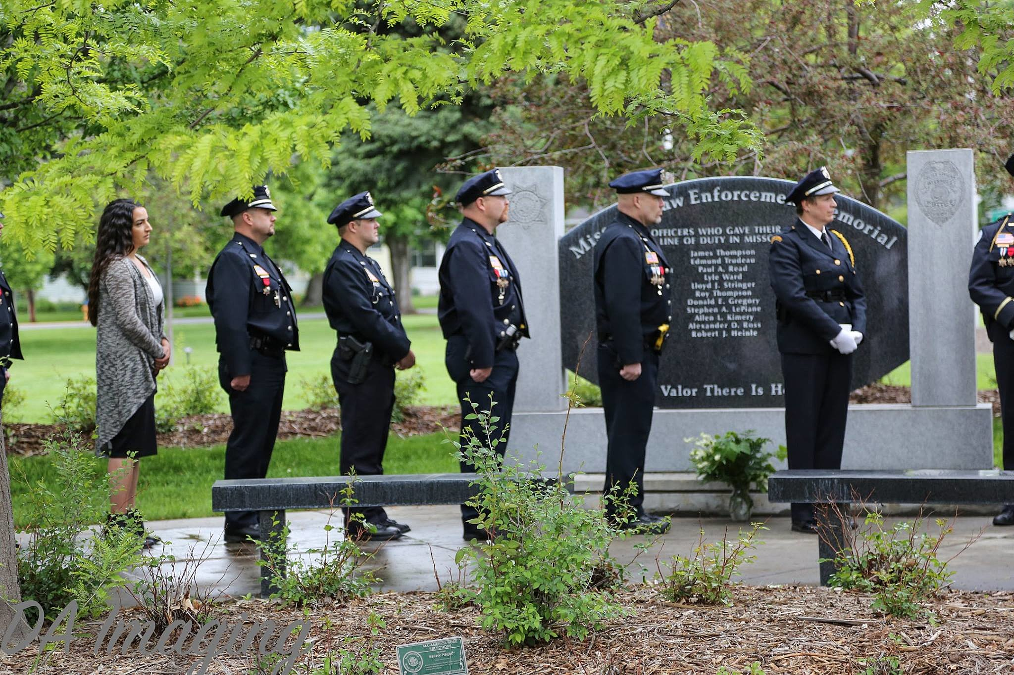 Dallas Police remember fallen officers on Police Memorial Day