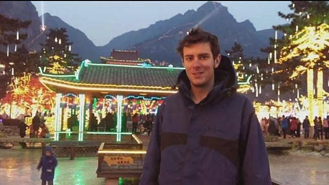 Senator: Chinese authorities have released detained U.S. student