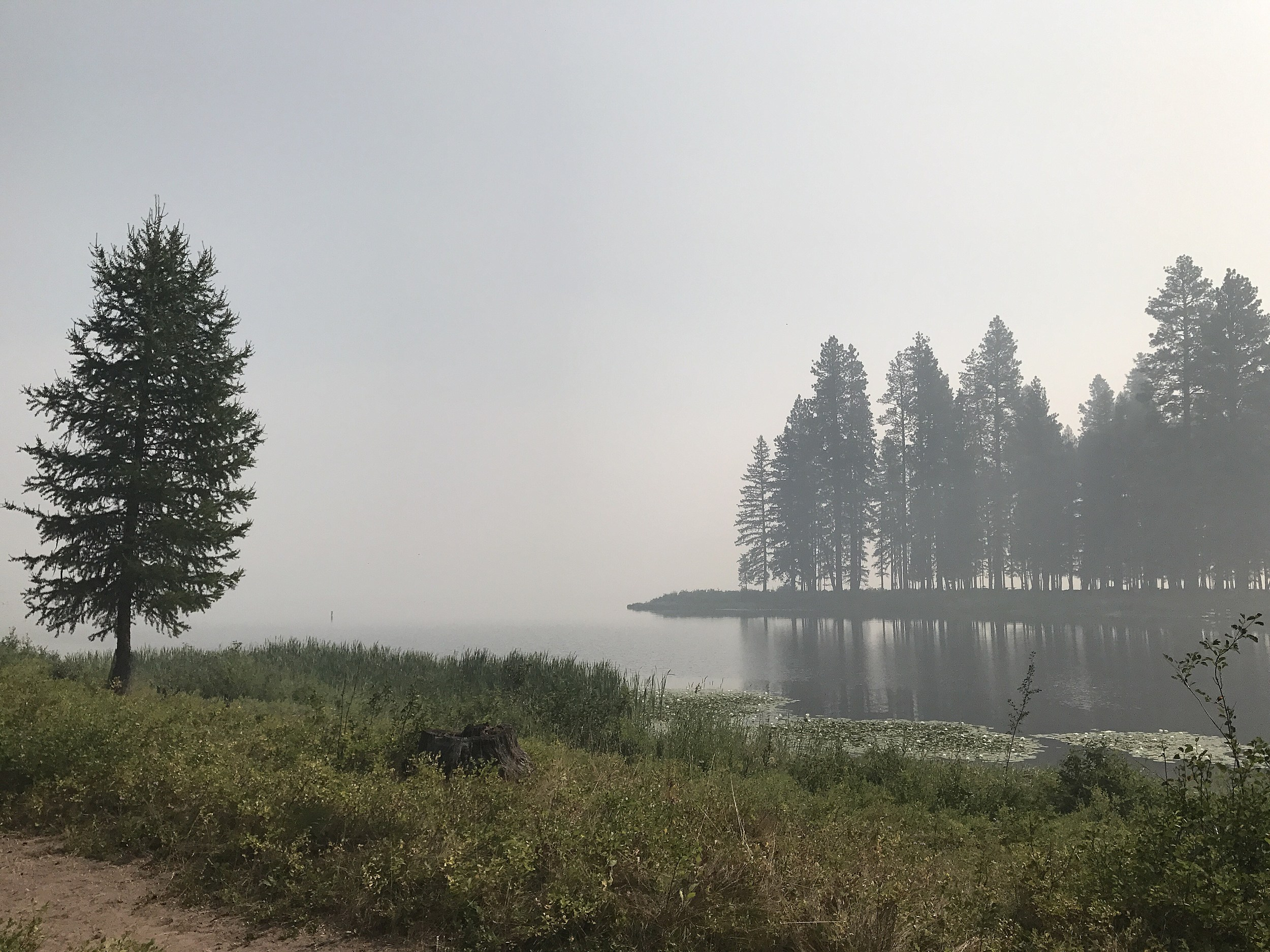 Evacuation warning issued for Seeley Lake residents