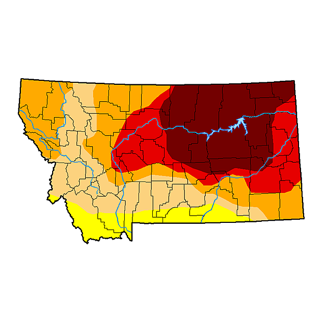 Photo Courtesy of U.S. Drought Monitor