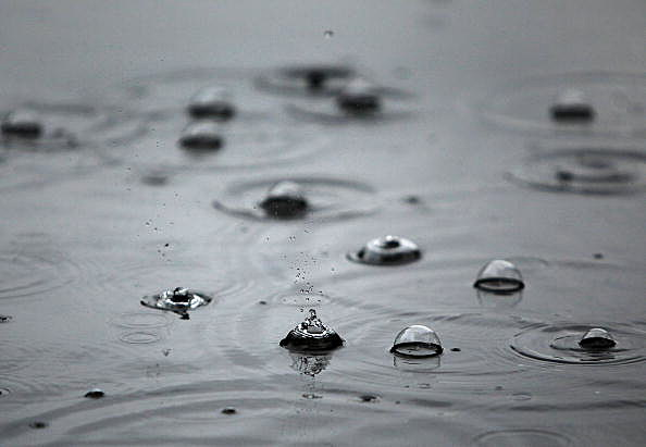 Rain Continues To Fall As The Met Office Adjust Their Summer Forecast