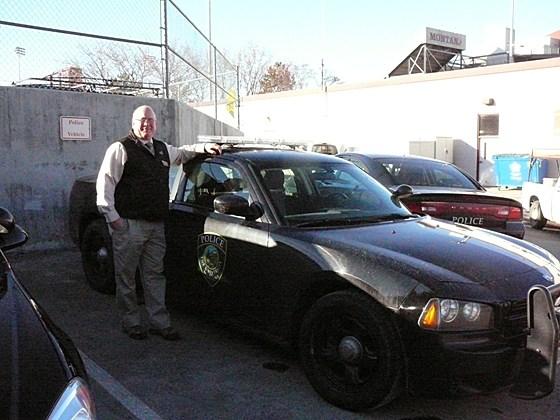 photo courtesy of UM Police Department