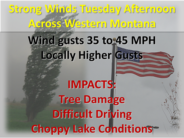 photo courtesy of the National Weather Service
